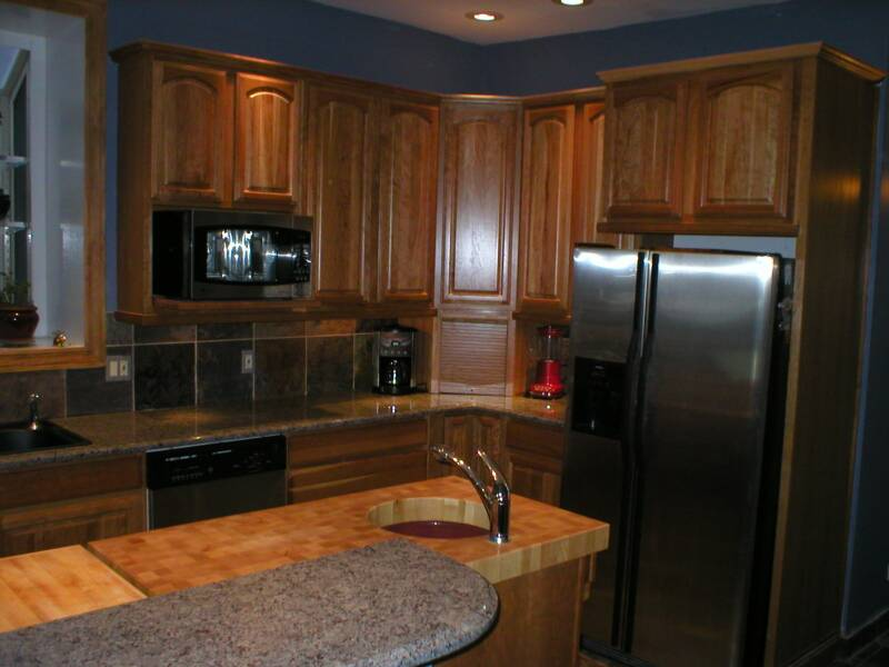 Kitchens, Licensed Chicago General Contractor, Builder For Kitchens,  Bathrooms, Basements, Siding, Porches And Decks, Roofs, Windows, Additions,  ...
